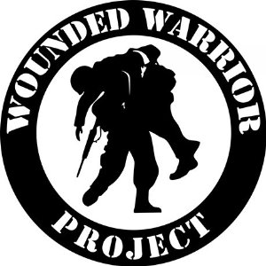 WOUNDED WARROIRS LOGO