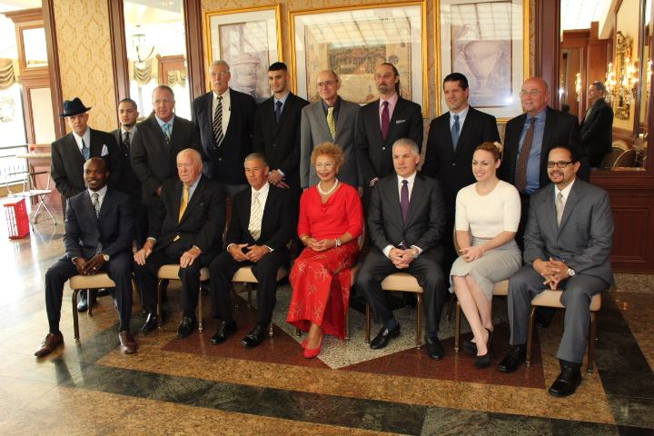 Ring 8 Honorees 2015