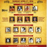 New York State Boxing Hall of Fame Flier 2016