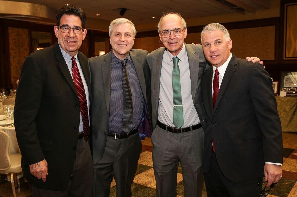 Brophy, Majeski, Hirsch, DeGuardia (2)