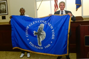 Howard-Davis-Jr.-and-GC-Flag-300x200